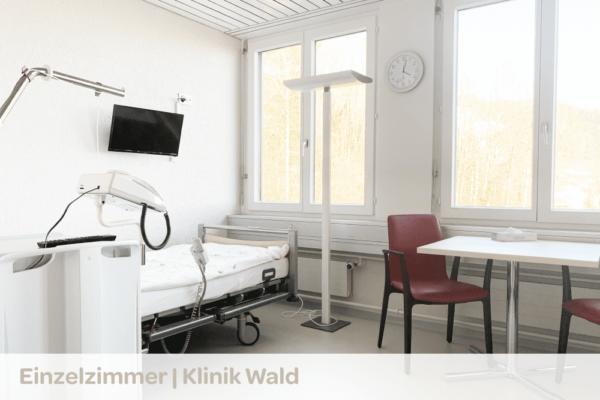 Einzelzimmer_Klinik-Wald