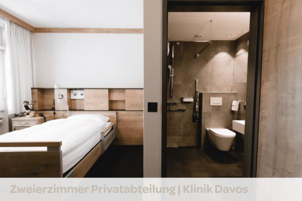 Zweierzimmer-Privatabteilung_Klinik-Davos