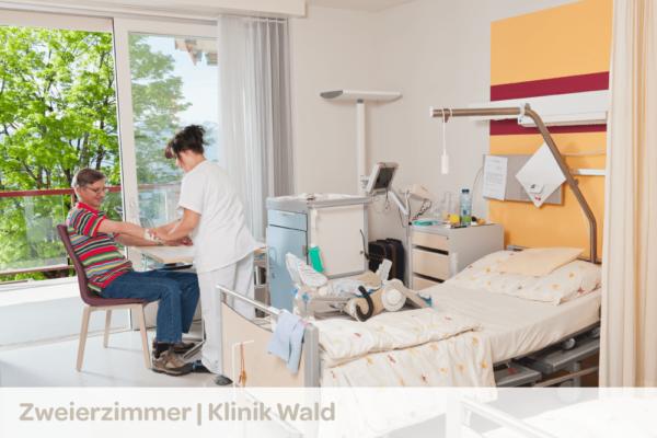 Zweierzimmer_Klinik-Wald