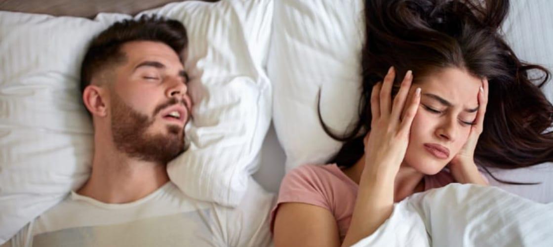 Schlafbezogene Atmungsstorungen