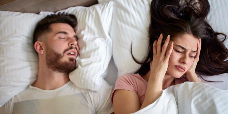 Schlafbezogene Atmungsstörungen