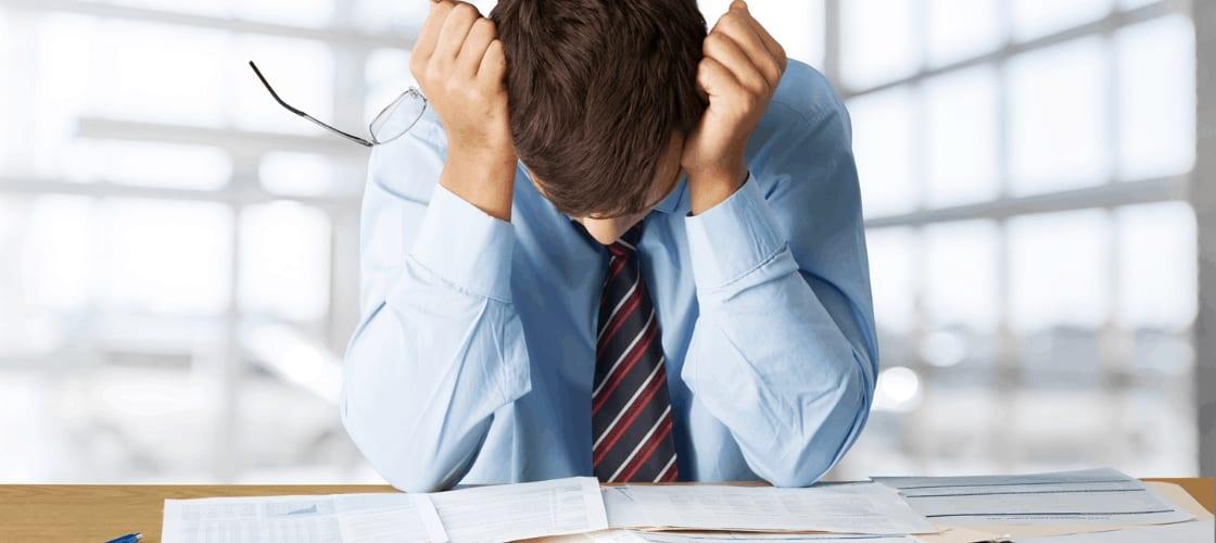 Woher stammt der Stress?